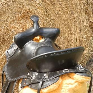 Crest Ridge Heritage Saddles - Crest Ridge Saddlery, LLC